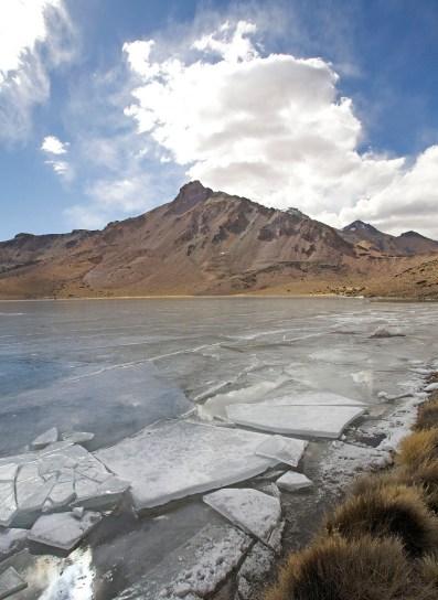 PN SAJAMA / Balade vers le lac
