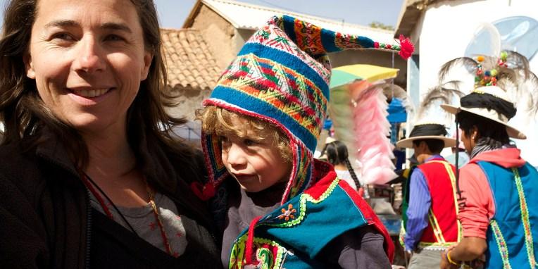 PN TOROTORO / Fête du village : célébration dans l'église