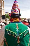 PN TOROTORO / Fête du village : les habits traditionnels de la région de Potosi