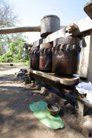RIO BENI / Presse à canne à sucre