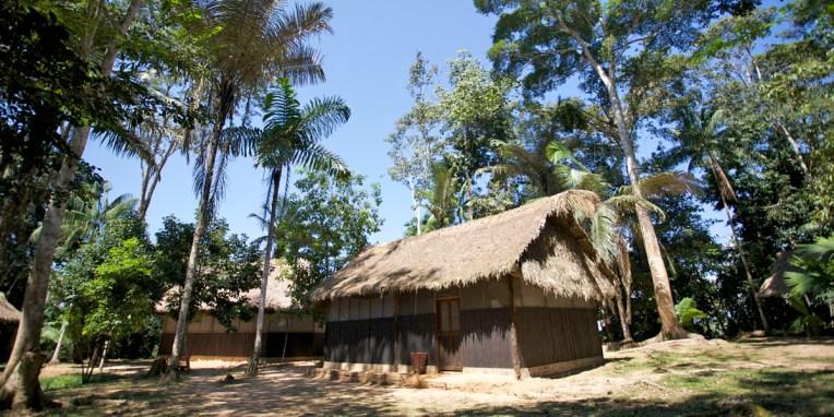 PN MADIDI / Notre lodge pour 3 nuits