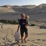 ICA / Séance de sandboard
