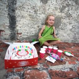 CARTAGENA / Soirée des 6 ans d'Anna