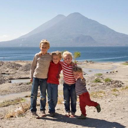 ATITLÁN / Martin, Chine, Anna et Nils