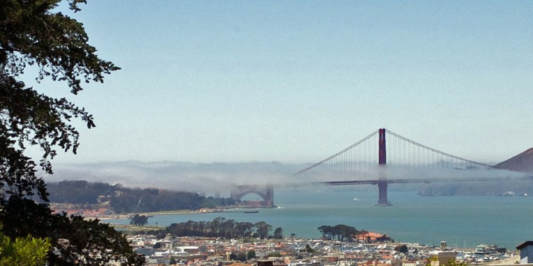 SAN FRANCISCO / Le Golden Gate, autre icône de SF
