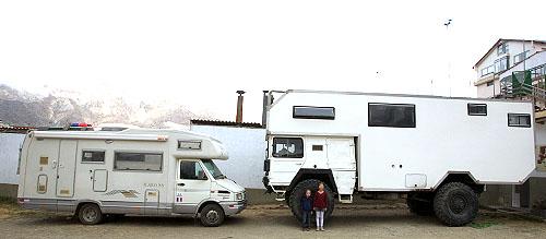 Pimouss, le camion fait maison