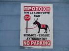 057-No Parking - Griekeland