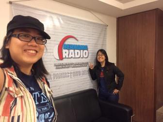 19 January 2017: #WarisanSandakan featured on Bernama Radio