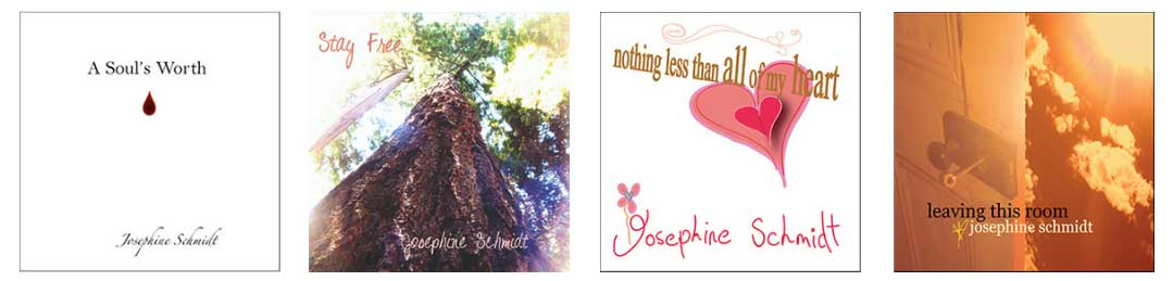 Albums Released by Singer-songwriter Josephine Schmidt