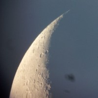 Poems to a Telescope Moon