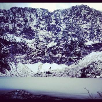 Lake 22, November 24, 2012, 6.6 miles, 1350 ft