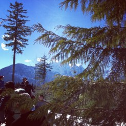 view of Index Mountain, Navigation Class, March 9, 2013
