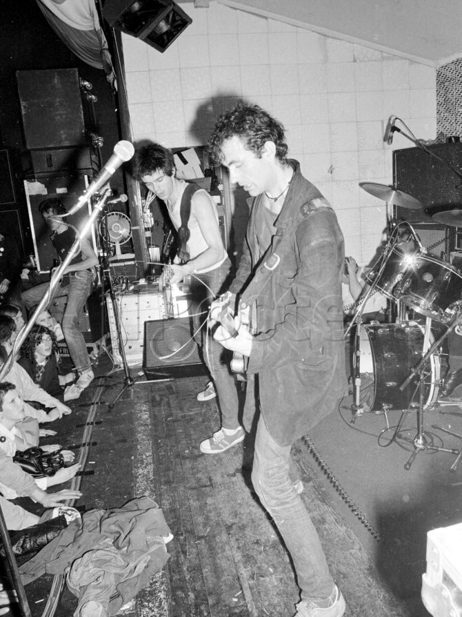 Photo The Stranglers At Their Manchester Concert
