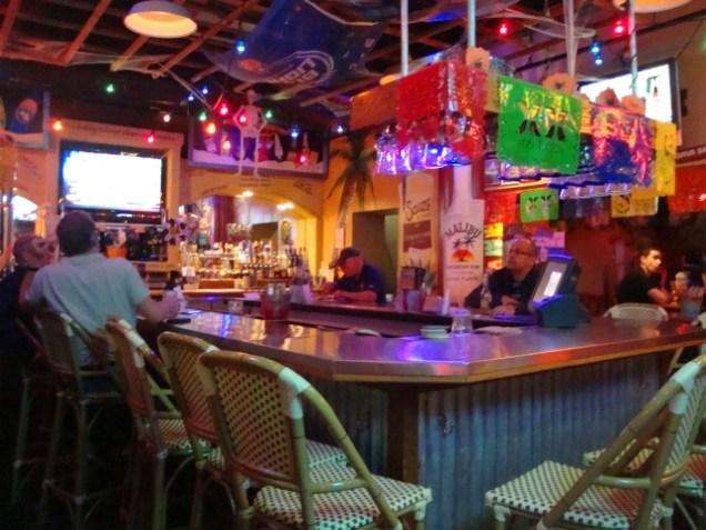 1212 5 dia San Diego nigth Gaslamp Quarter Rockin Baja