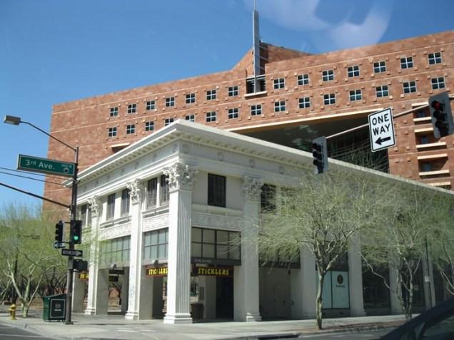 1780 7 dia Arizona - Phoenix - Court building