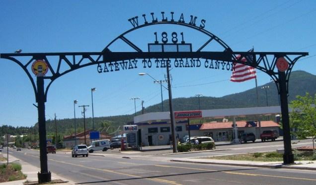 2072 8 dia Arizona Williams (route 66)