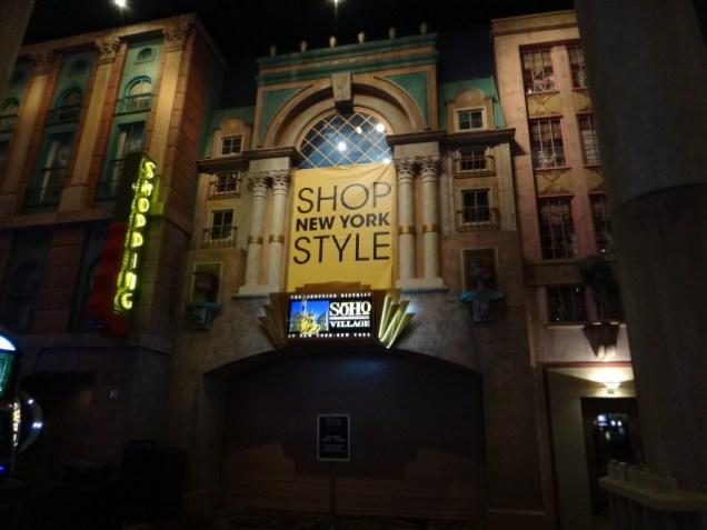 2342 8 dia Nevada Las Vegas Strip - New York