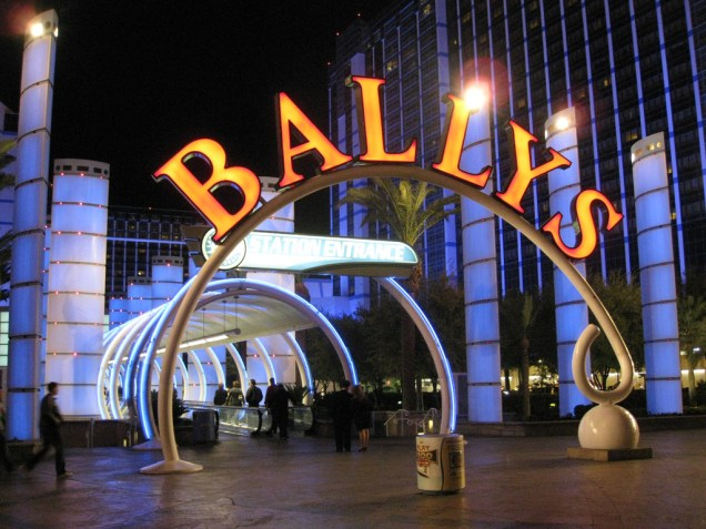 2852a 9 dia Nevada Las Vegas Strip - Ballys