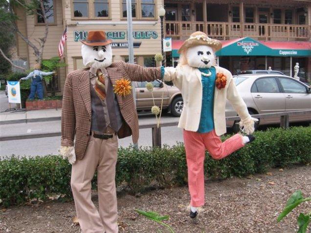 3905 14 dia - Cambria Scarecrow Festival