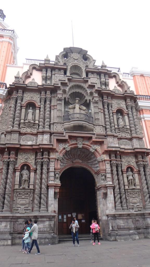 181 2º dia Iglesia de La Merdedes