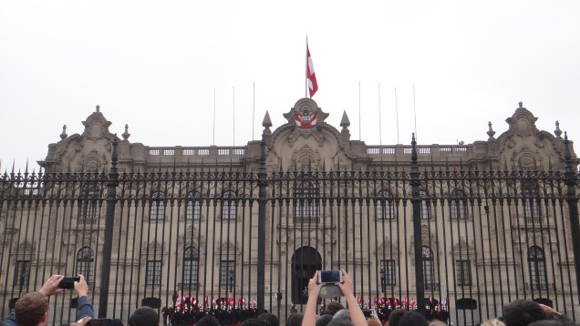 202 2º dia Plaza Mayor Palacio del Gobierno