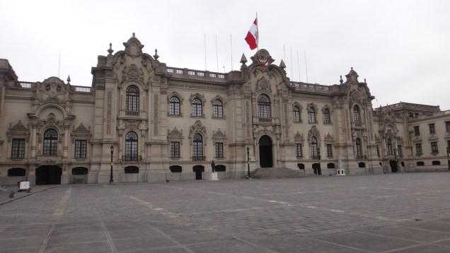 207 2º dia Plaza Mayor Palacio del Gobierno