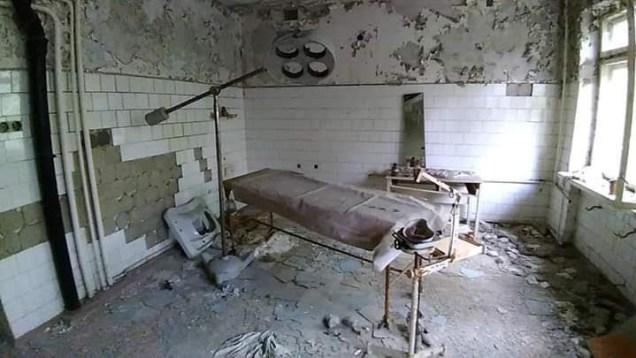 Chernobyl, Kiev, Ucrânia