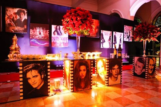 Festa-de-15-anos-com-tema-Hollywood