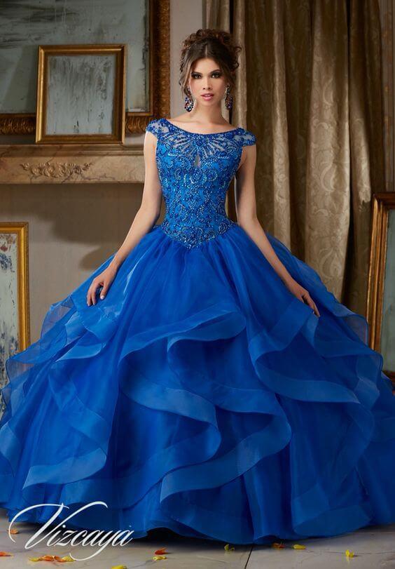 vestidos-longos-de-15-anos-azul-marinho