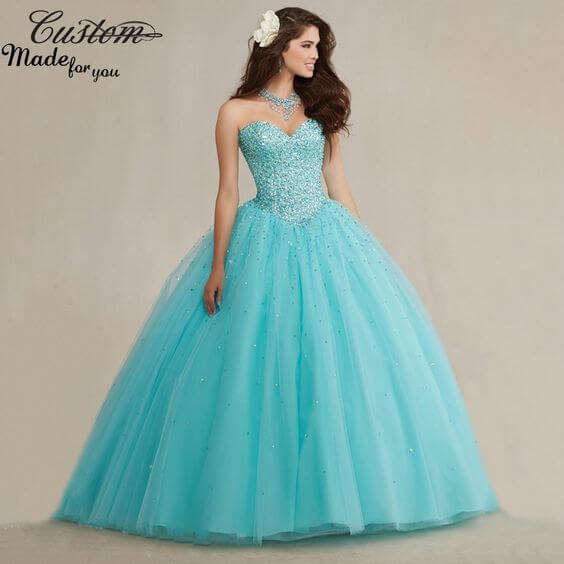 vestidos-longos-de-15-anos-azul-tomara-que-caia