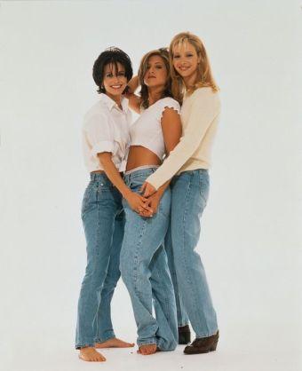 friends jeans