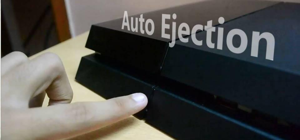 PlayStation 4 ejetando discos sozinho: solução