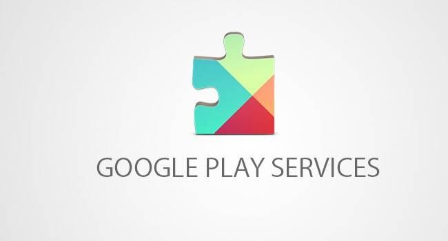 Google Play Services parou