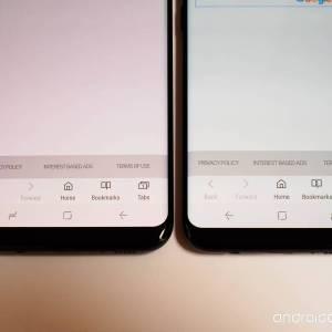 """Galaxy S8 com problema de """"tela vermelha"""""""
