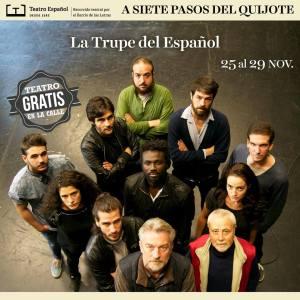 """ALLENDE BLANCO nos presenta """"A siete pasos del Quijote"""""""