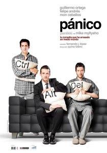 «Pánico» en el Teatro Lara con FELIPE ANDRÉS