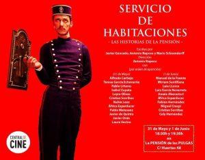 """Estreno de """"Servicio de Habitaciones"""" con Pablo Matesanz y Javier Orán"""