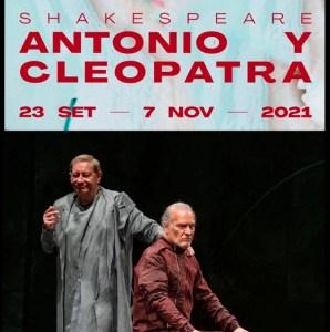 """Ya puedes ver a FERNANDO SANSEGUNDO en """"Antonio y Cleopatra"""", en el Teatro de la Comedia de Madrid"""