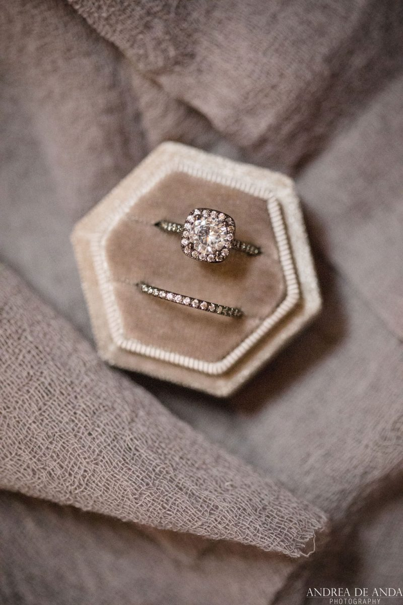 My Wedding Ring and Band