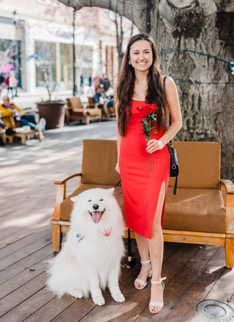 7 Valentine's Day Outfits For Date Night