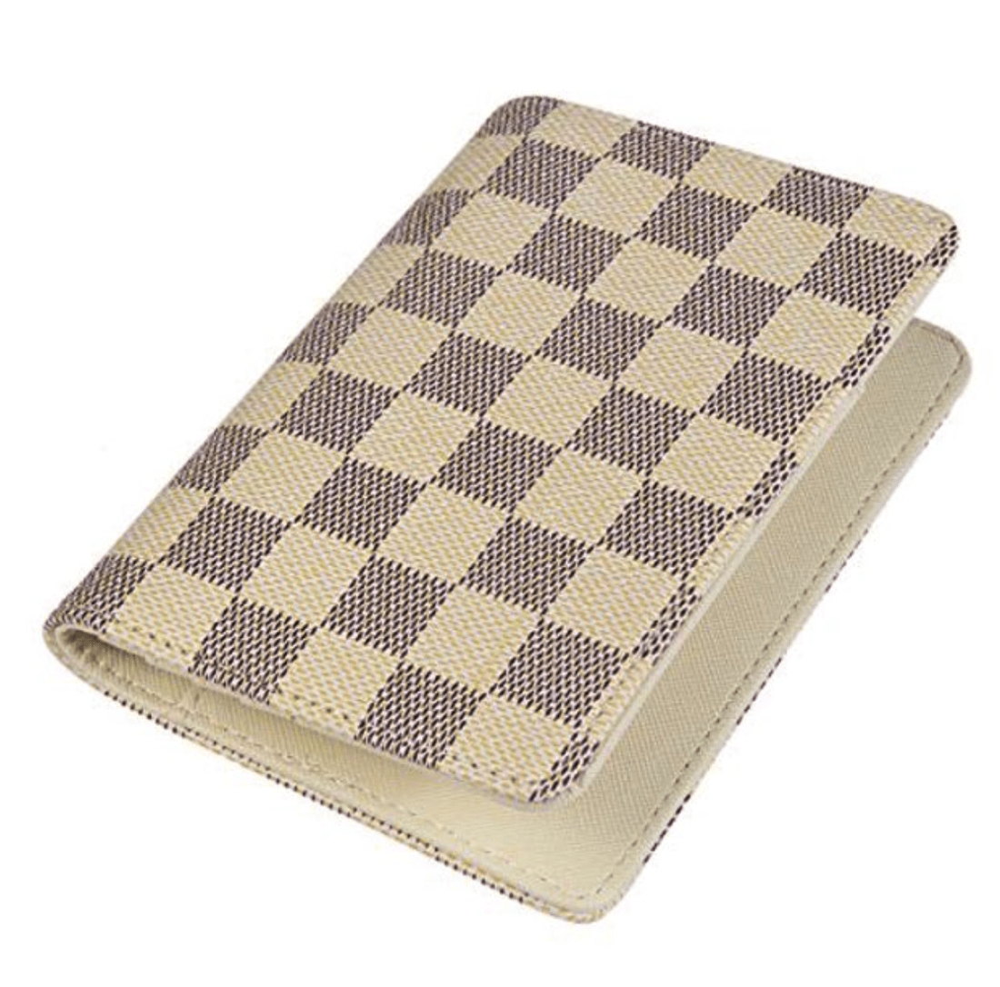 Louis Vuitton Passport Holder Dupe