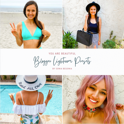 Best Blogger Presets For Fashion, Beauty, and Lifestyle Bloggers