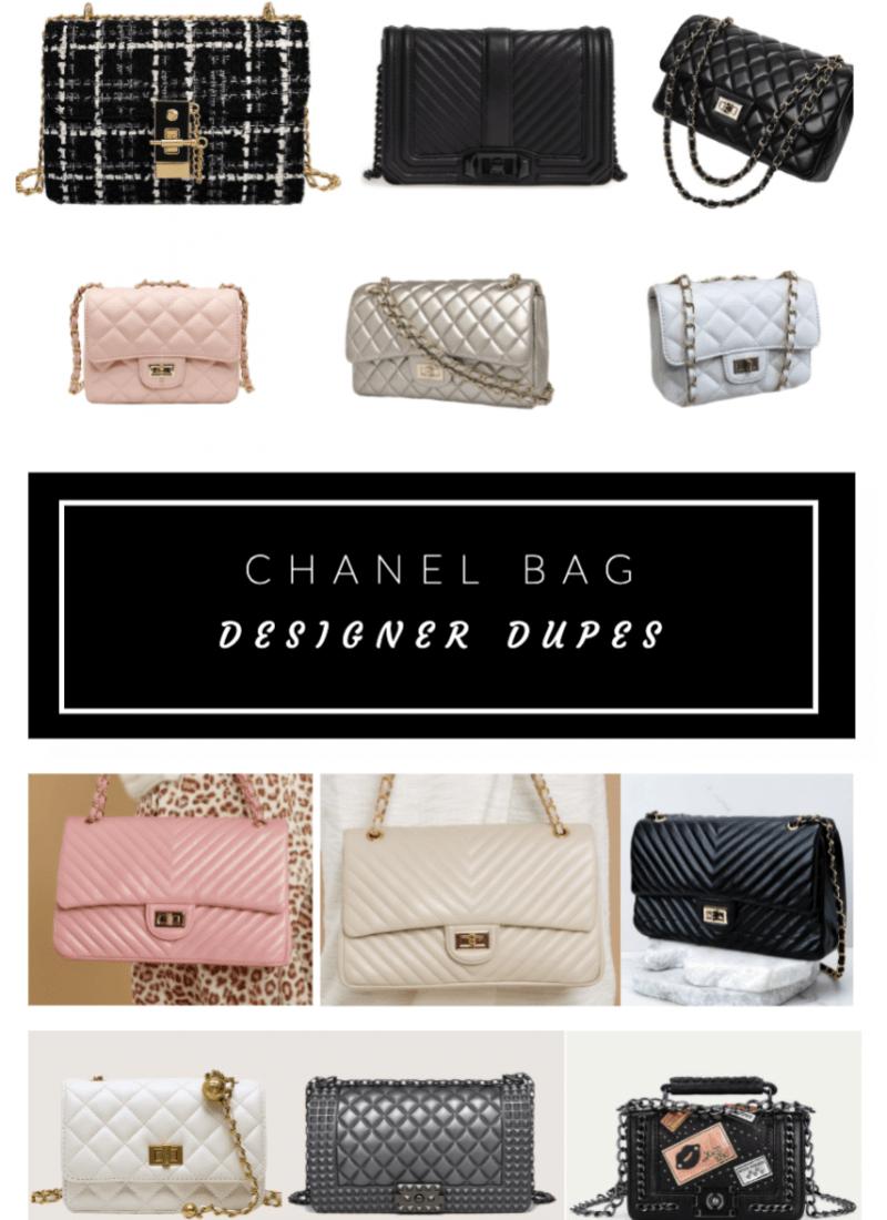 Affordable Chanel Handbag Dupes