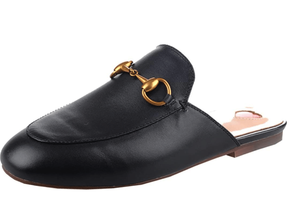 Gucci Loafer Mule Dupes