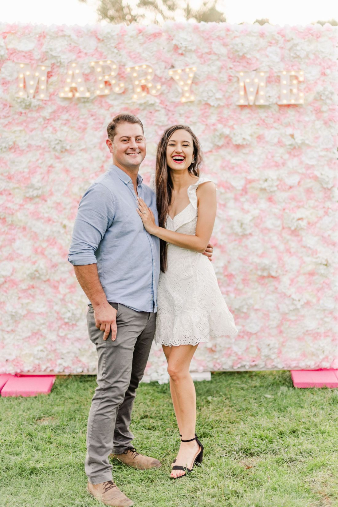 Flower Wall Proposal