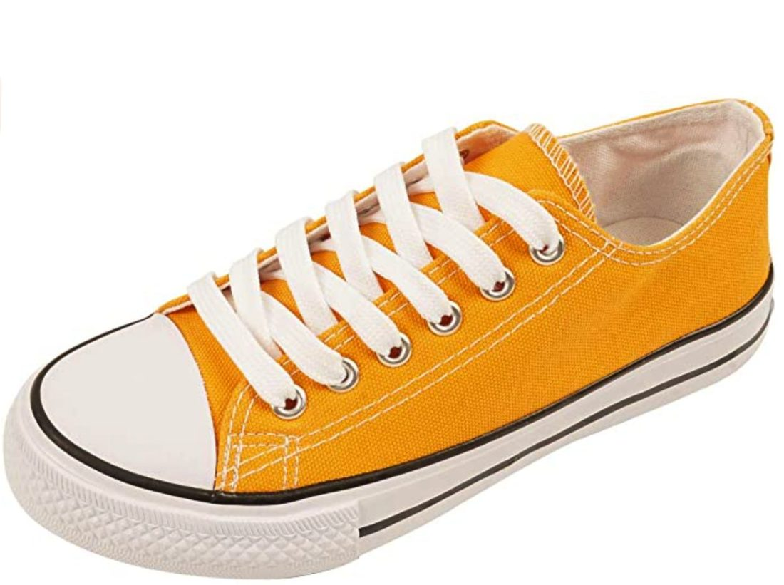 Yellow Converse Alternatives