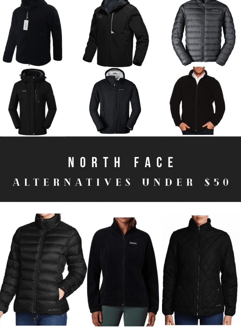Best North Face Jacket Alternatives, Dupes, and Look Alikes
