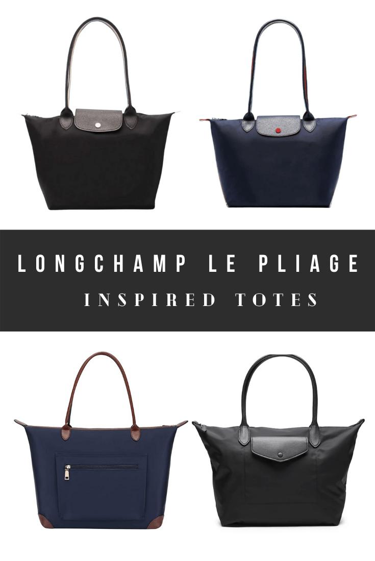Longchamp Le Pliage Dupes, Look Alikes, Alternatives