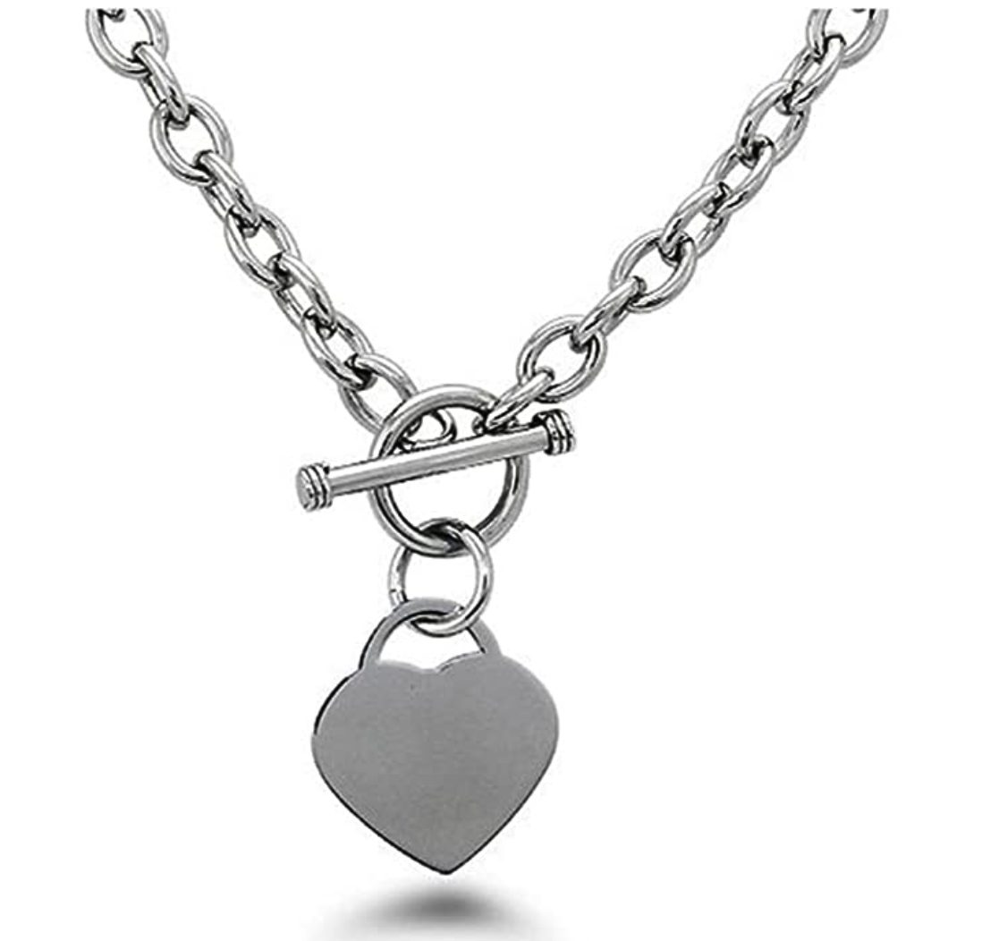 Tiffany and Co Return to Tiffany Necklace Dupes