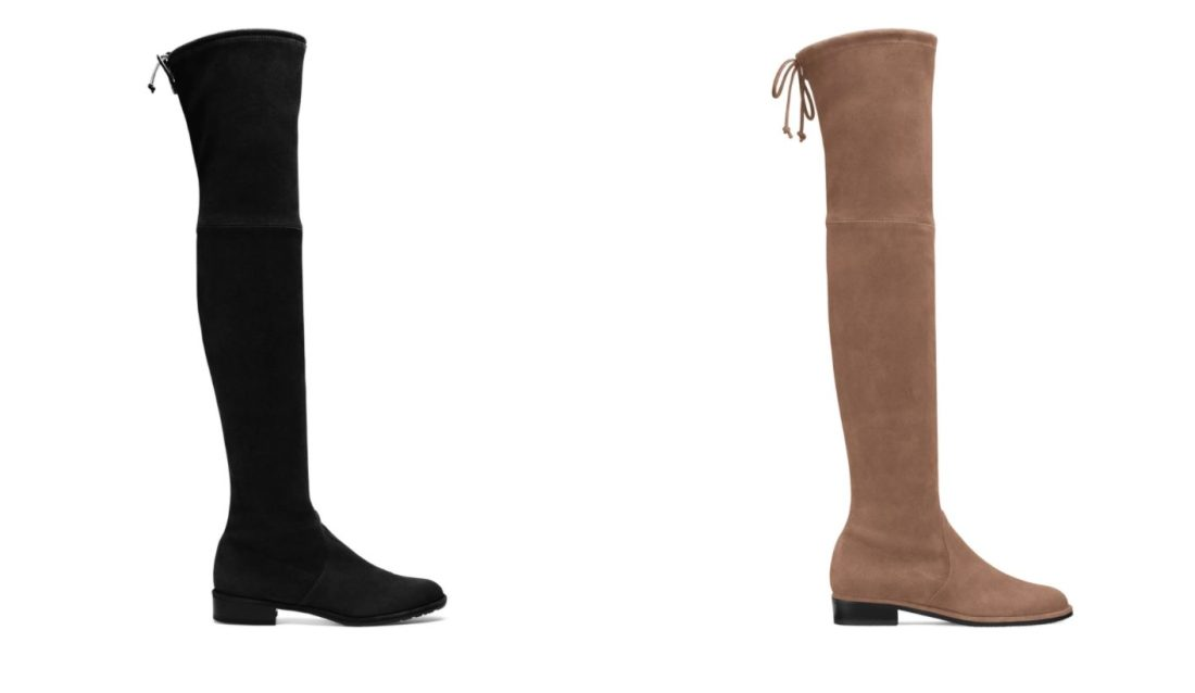 Stuart Weitzman OTK Boots